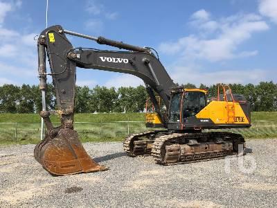 2018 VOLVO EC750EL Hydraulic Excavator
