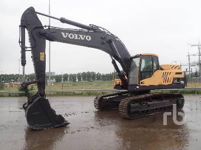 VOLVO EC380DL Hydraulic Excavator