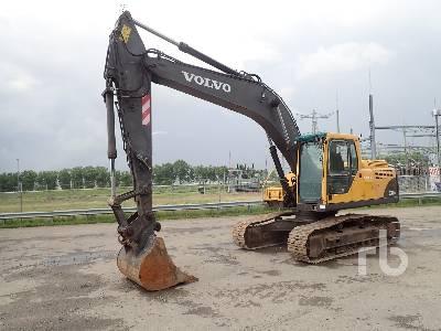 2005 VOLVO EC240BNLC Hydraulic Excavator