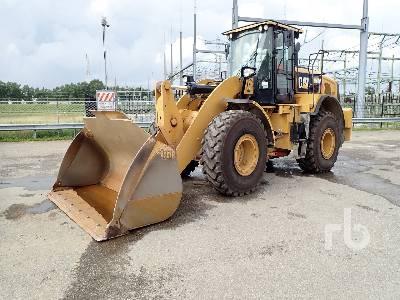 2016 CAT 962M Wheel Loader