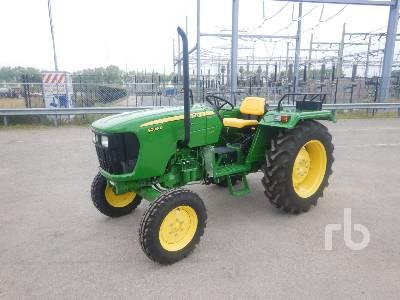 Unused JOHN DEERE 5036D 2WD Tractor