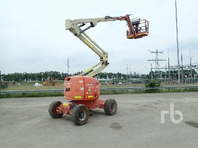 2011 JLG 510AJ 4x4 Articulated Boom Lift