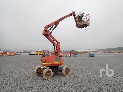 2011 JLG 340AJ 4x4 Articulated Boom Lift
