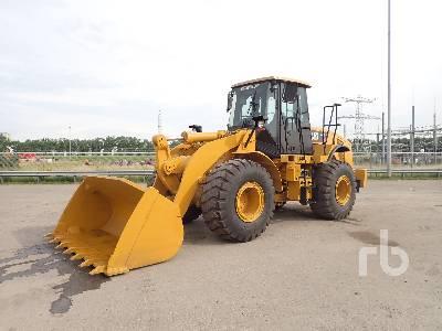 2011 CAT 950H Wheel Loader