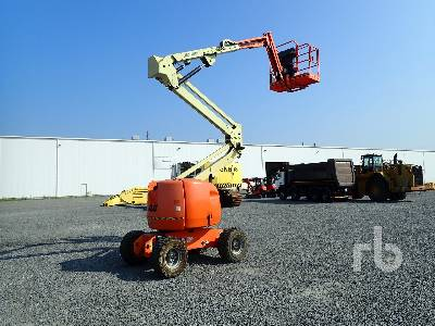 2009 JLG 450AJ 4x4 Articulated Boom Lift