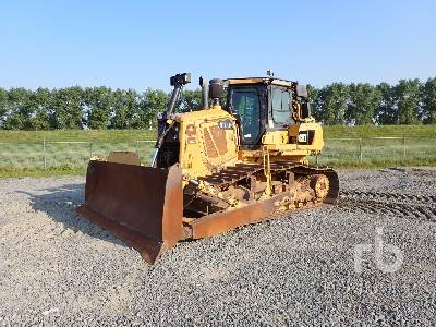 2014 CAT D7E LGP Crawler Tractor
