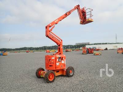 2005 GENIE Z34/22IC 4x4 Articulated Boom Lift