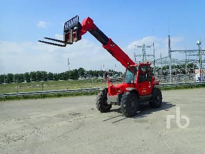 2007 MANITOU MT940LT 4x4x4 Telescopic Forklift