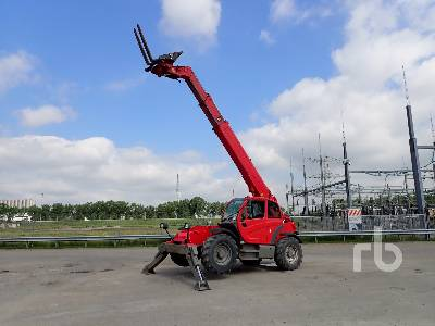 2011 MANITOU MT1440 Telescopic Forklift (inoperable) Telescopic Forklift