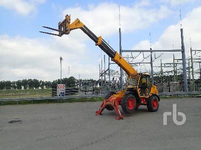 2007 JCB 535-140 4x4x4 Telescopic Forklift