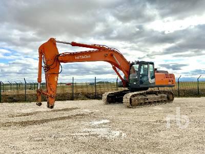 2006 HITACHI ZX350LCN-3 Hydraulic Excavator