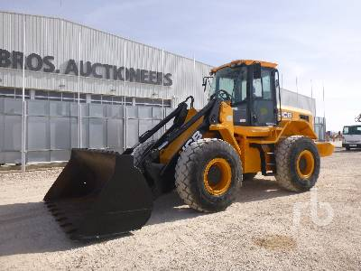 2011 JCB 436EHT Wheel Loader