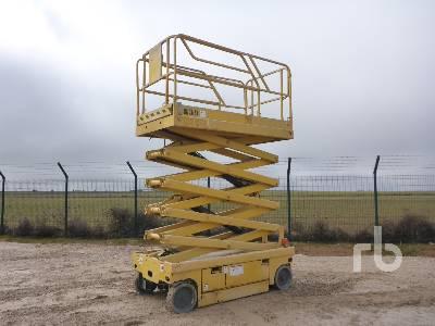 2002 HAULOTTE COMPACT 12 12 m Electric Scissorlift