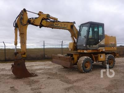 2001 CASE 788 Mobile Excavator