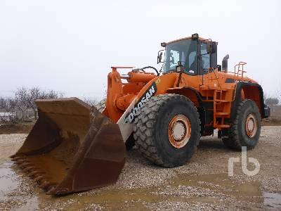 2011 DOOSAN DL500 Wheel Loader