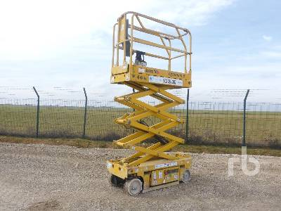 2006 HAULOTTE OPTIMUM 8 Electric Scissorlift