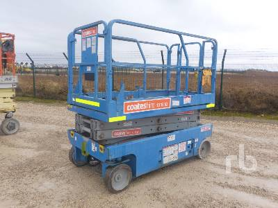 2005 GENIE GS2046 Electric Scissorlift