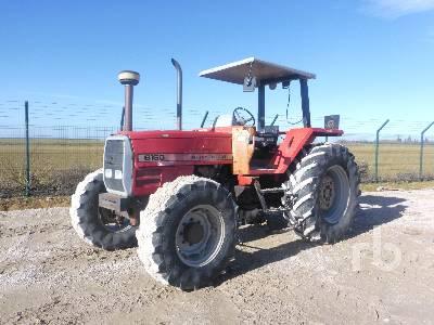 1998 MASSEY FERGUSON 6160 4WD MFWD Tractor