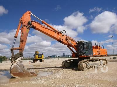 2002 FIAT-HITACHI ZX650LCH Hydraulic Excavator
