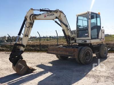 2005 SCHAEFF-TEREX HML23 Mobile Excavator