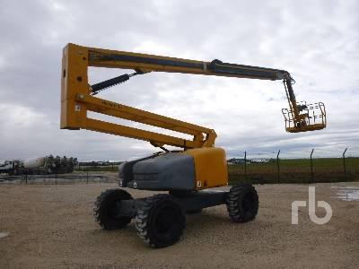 2012 HAULOTTE HA260PX 4x4x4 Articulated Boom Lift