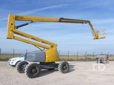 2007 HAULOTTE HA260PX 4x4x4 Articulated Boom Lift