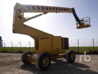 GROVE AMZ68 4x4x4 Articulated Boom Lift