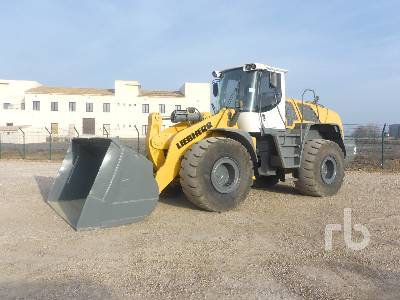 2007 LIEBHERR L566 Wheel Loader
