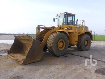 2000 HYUNDAI HL770-3 Wheel Loader
