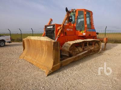 1996 FIAT-HITACHI FD175-1T Crawler Tractor