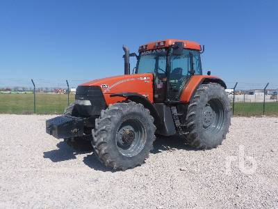 2000 CASE IH MX150 MFWD Tractor