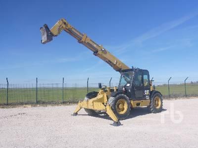2001 CATERPILLAR TH63 3000 Kg 4x4x4 Telescopic Forklift