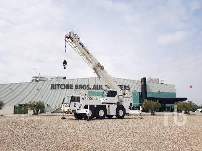 2000 LIEBHERR LTM 1050-1 50 Ton 6x6x6 All Terrain Crane