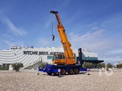 2003 TEREX DEMAG AC60 60 Ton 8x8x8 City Crane