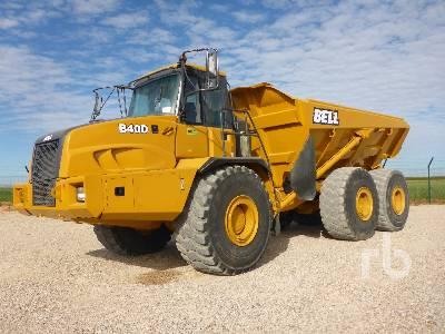2004 BELL B40D 6x6 Articulated Dump Truck