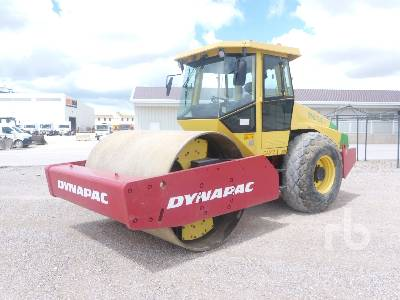 2005 DYNAPAC CA512D Vibratory Roller