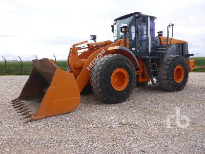 2007 HITACHI ZW310 High Lift Wheel Loader