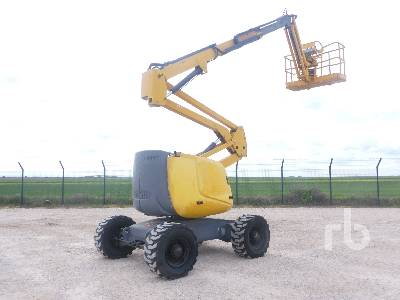 2007 HAULOTTE HA16PX 4x4 Articulated Boom Lift
