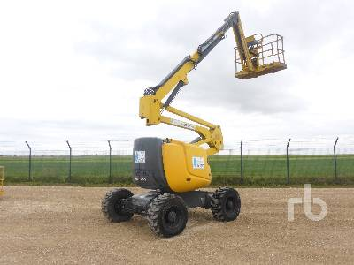 2006 HAULOTTE HA16SPX 4x4 Articulated Boom Lift