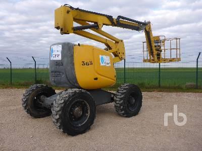 2006 HAULOTTE HA16PXNT 4x4x4 Articulated Boom Lift