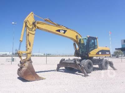 2006 CAT M322C Mobile Excavator