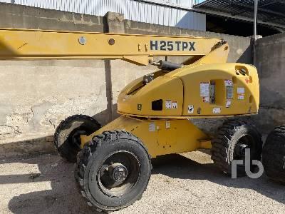2003 HAULOTTE H25TPX Boom Lift