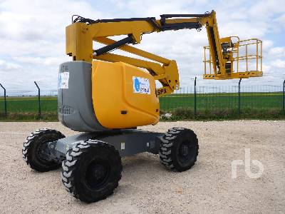 2007 HAULOTTE HA16SPX 4x4 Articulated Boom Lift