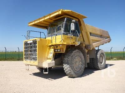 2004 KOMATSU HD405-6 A Rock Truck