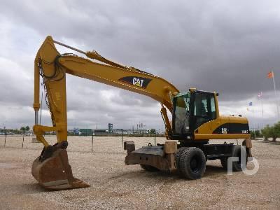 2004 CAT M322C Mobile Excavator
