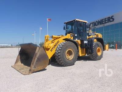2015 HYUNDAI HL770-9A Wheel Loader