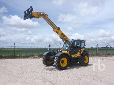 2014 DIECI AGRI PLUS 40.7 4x4x4 Telescopic Forklift