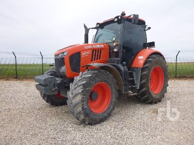 2016 KUBOTA M7151 MFWD Tractor