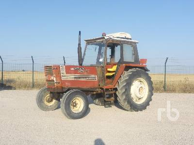 1983 FIAT 980 EDT 2WD Tractor