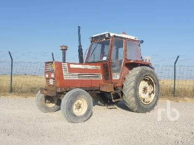 1991 FIAT 100-90 2WD Tractor